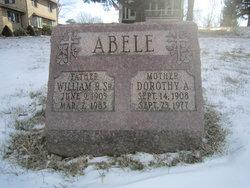 Dorothy <I>McDonald</I> Abele