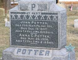 Annie Catherine <I>Bretz</I> Potter