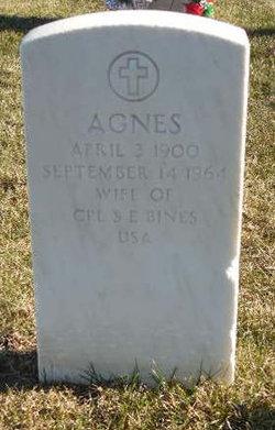 Agnes Bines