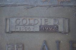 Goldie Darlene <I>Forney</I> Aleshire