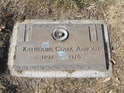 Katherine <I>Clark</I> Arnold
