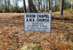 Dixon Grove Cemetery