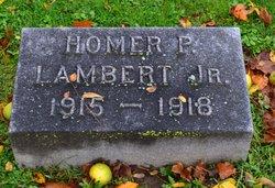 Homer Parent Lambert, Jr