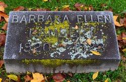Barbara Ellen Lambert