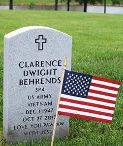 Clarence Dwight Behrends