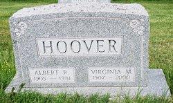 Virginia M. <I>Middleton</I> Hoover