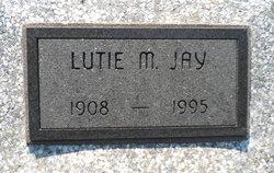 Lutie <I>Morgan</I> Jay