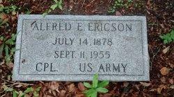 Alfred E. Ericson