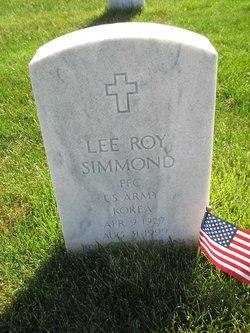 Lee Roy Simmond