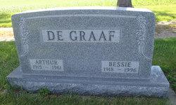 """Bettske """"Bessie"""" <I>Vander Veen</I> De Graaf"""