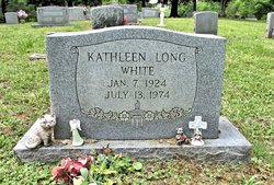 Kathleen <I>Long</I> White