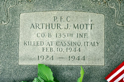 PFC Arthur J. Mott