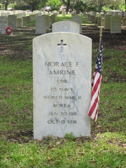 Horace Frederick Amrine