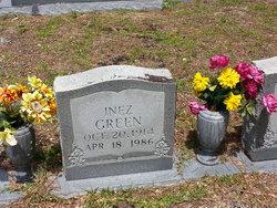Inez Alberta Green