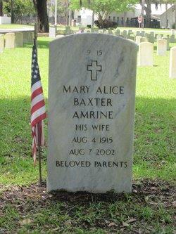 Mary Alice Amrine