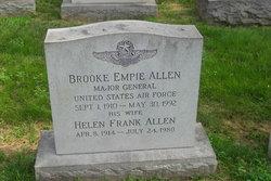 Helen <I>Frank</I> Allen