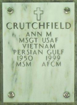 Ann Marie Crutchfield