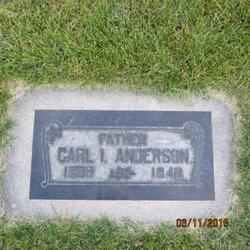 Carl Ingerman Anderson