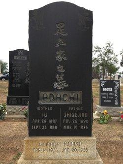 Shigejiro Adachi