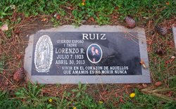 Lorenzo R Ruiz