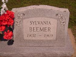 "Sylvania ""Vanie"" <I>Show</I> Beemer"