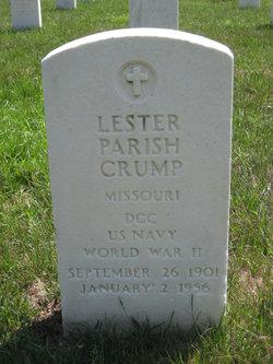 Lester Parish Crump