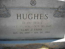 Olan Tella Hughes