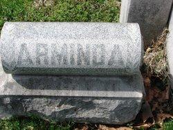Arminda Jane <I>Hamilton</I> Morriss