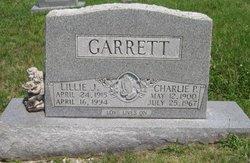 Charles Plez Garrett