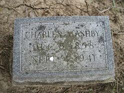 Charles Alexander Ashby