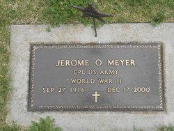 Jerome O. Meyer