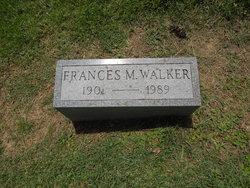 Frances <I>McDowell</I> Walker
