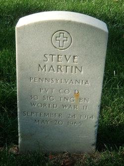 Steve martin 1914 1965 find a grave memorial steve martin mightylinksfo
