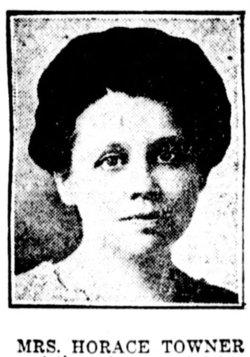 Harriet Elizabeth <I>Cole</I> Towner