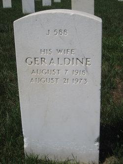 Geraldine Fischer