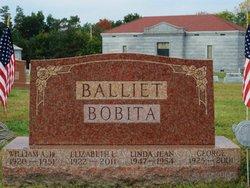 """Elizabeth """"Betty"""" <I>Eckhart</I> Bobita"""