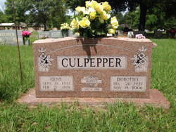 Dorothy Irene <I>Cisco</I> Culpepper