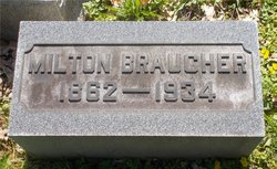 Milton J. Braucher