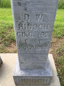 David W. Hinsch