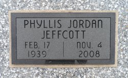 Phyllis Edwina <I>Jordan</I> Jeffcott