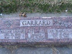 Eva Marguerite <I>Larsen</I> Garrard