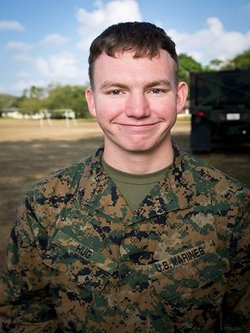 "LCpl Jacob A. ""Jake"" Hug"