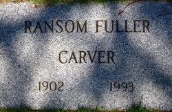 Ransom Fuller Carver