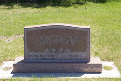 Virginia Mae <I>Tyner</I> Van Orden