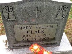 Mary Evelyn <I>Smith</I> Clark