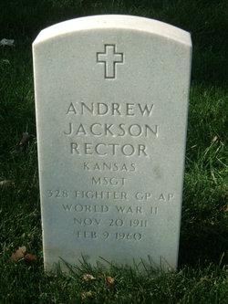 Andrew Jackson Rector