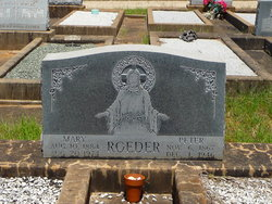 Mary A. <I>Maurer</I> Roeder