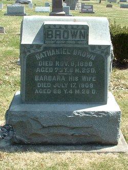 Barbara <I>Shallenberger</I> Brown
