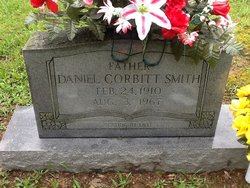 Daniel Corbitt Smith