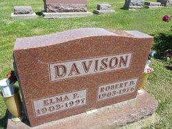 Elma Fern <I>Atwell</I> Davison